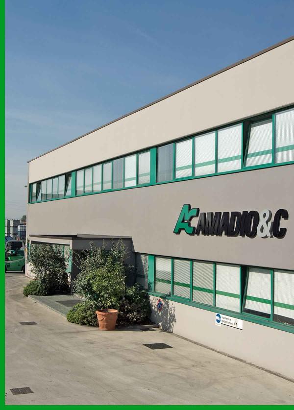 Amadio&C Italian office