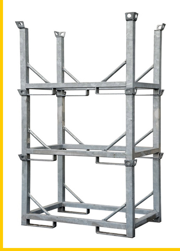 Steel-pallet-for-shoring
