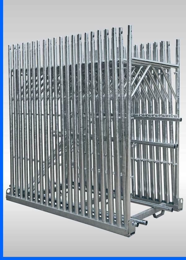 Scaffolding-frames-steel-rack