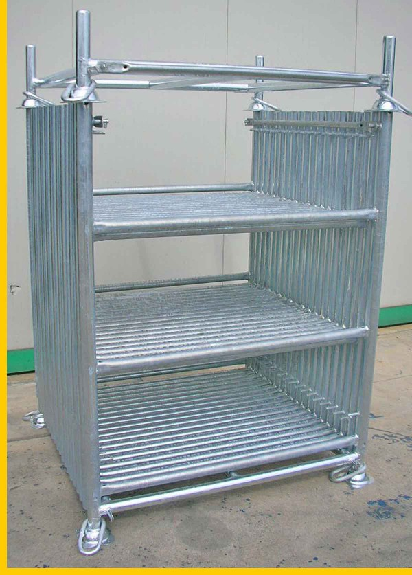 Shoring-tower-steel-rack