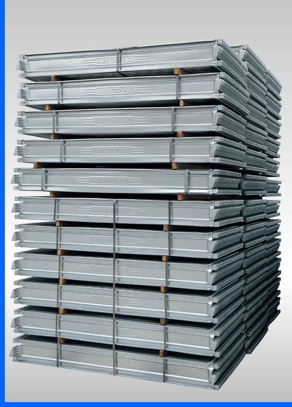 Toe-board-scaffolding