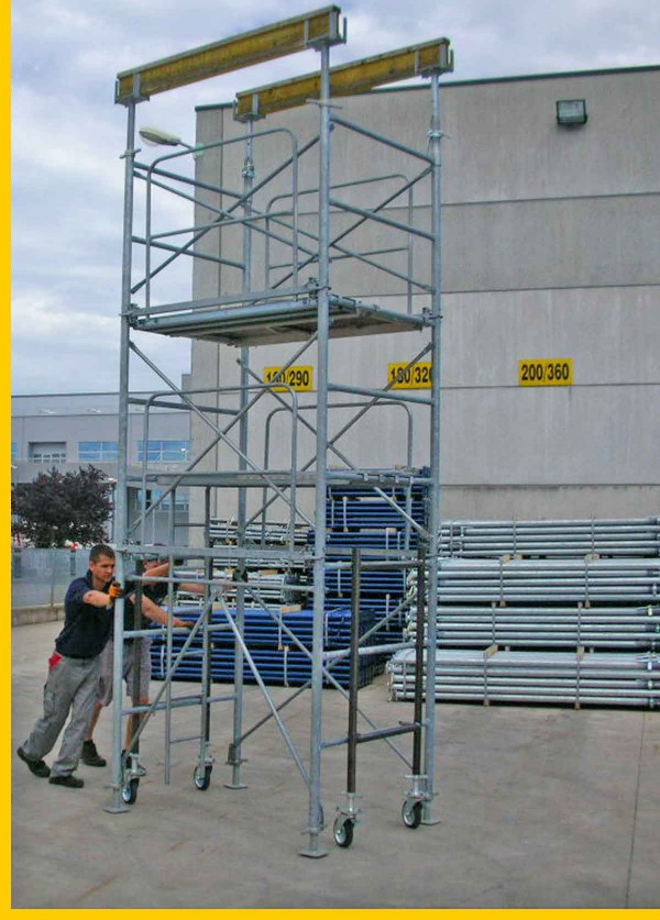 Tower-lifter-sequence-assembly