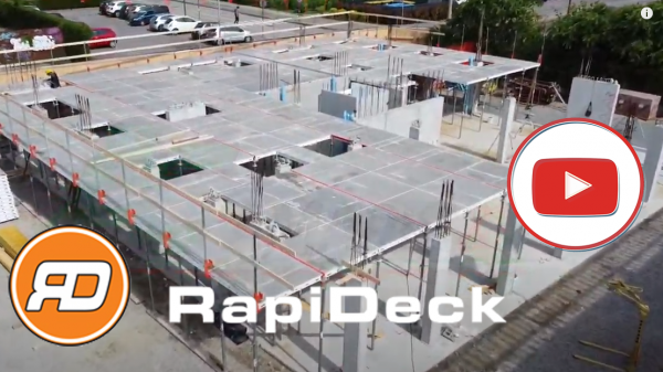 RapiDeck on site